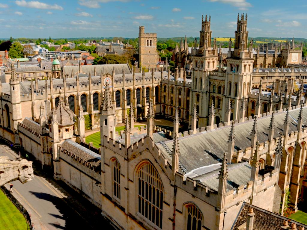 Top 5 Oxford attractions